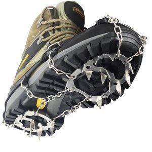 Las mejores cadenas de nieve para botas