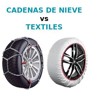 Lee más sobre el artículo ¿Cadenas de nieve o textiles?
