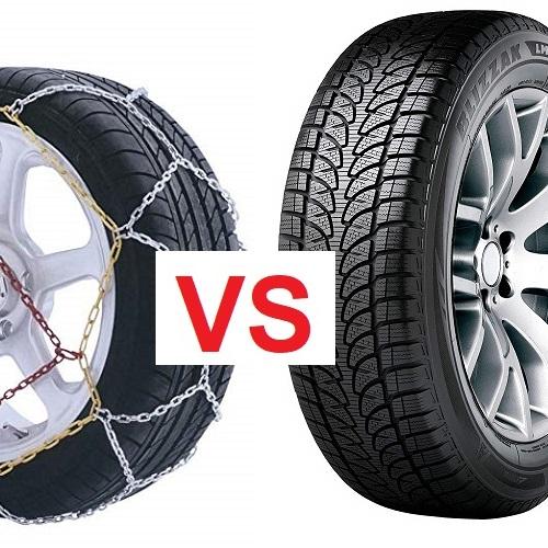 Lee más sobre el artículo ¿Cadenas de Nieve o Neumáticos de Invierno?
