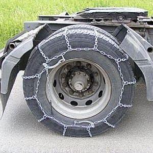 las mejores cadenas de nieve para camiones