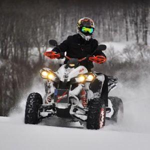 las mejores cadenas de nieve para quad
